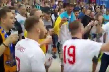 Английские фанаты спели знаменитую песню про Путина