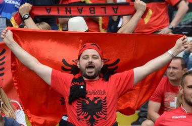 УЕФА открыл дисциплинарное дело в отношении сборной Албании