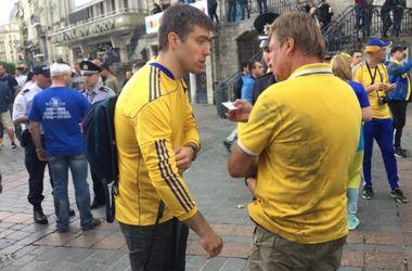 Два украинских болельщика пострадали в драке с немецкими фанами