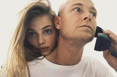 Экс-супруг Водяновой поделился романтическими фото с украинской моделью
