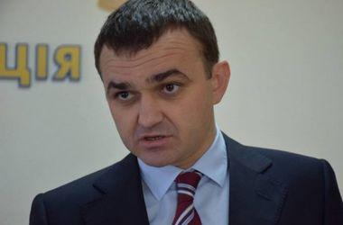 Один из украинских губернаторов подал в отставку после разговора с Порошенко