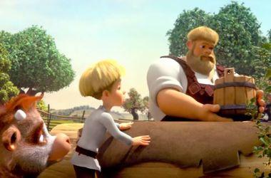 """Украинский мультфильм """"Никита Кожемяка"""" покажут в 15 странах мира (видео)"""
