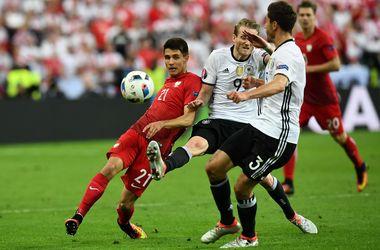 Евро-2016: Германия не сумела забить Польше и отправила Украину домой