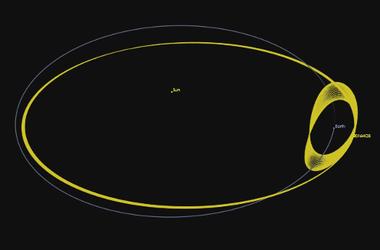 Астрономы открыли новый квазиспутник Земли