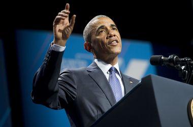 """Обама обвинил американских политиков в """"оружейном"""" сговоре"""