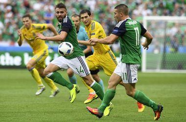 Евро-2016. Украина - Северная Ирландия 0:2. Видео голов и моментов