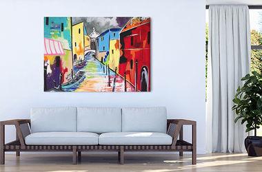 В Днепре заработала уникальная комната одной картины