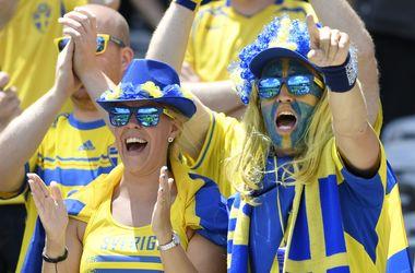 Евро-2016: онлайн матча Италия - Швеция с фото и видео