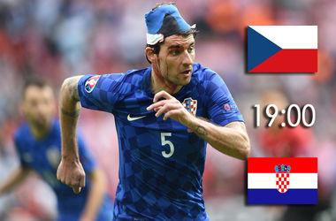 Евро-2016. Онлайн матча Чехия - Хорватия: 2:2 (фото, видео)