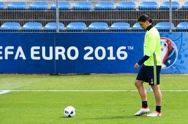 Евро-2016: где смотреть матч Италия - Швеция