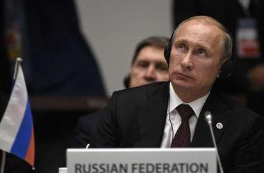 """Россия не хочет новой """"холодной войны"""" - Путин"""