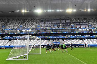 Евро-2016: Где смотреть матч Бельгия - Ирландия