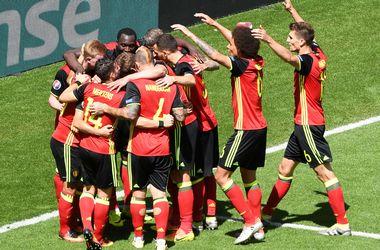 Евро-2016: Обзор матча Бельгия - Ирландия