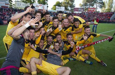 """""""Осасуна"""" выиграла плей-офф Сегунды и пробилась в высший дивизион чемпионата Испании"""