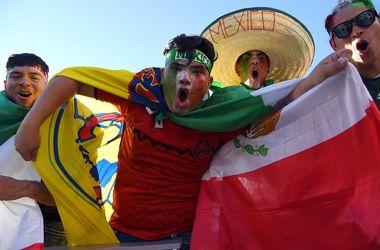 Сборная Чили на Кубке Америки разгромила Мексику 7:0