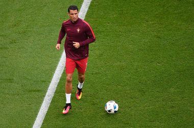Евро-2016: Криштиану Роналду стал рекордсменом по количеству игр за сборную Португалии
