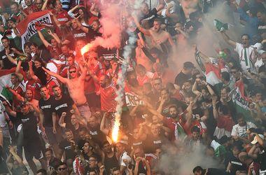 Евро-2016: УЕФА открыл дело в отношении сборной Венгрии из-за массовых беспорядков