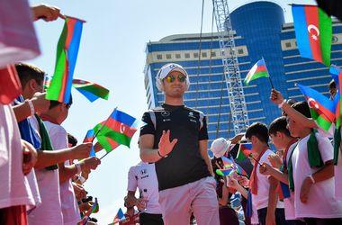 Нико Росберг выиграл Гран-при Европы в Баку