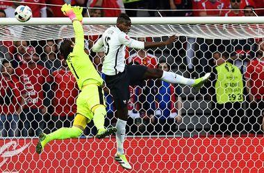 Евро-2016: Швейцария - Франция - 0:0, обзор матча