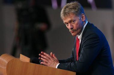 В Кремле озвучили позицию по размещению вооруженной миссии ОБСЕ на Донбассе