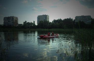 В столичном озере нашли утопленника
