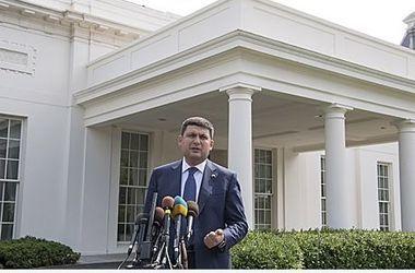 Гройсман объяснил, почему не встретился с Обамой