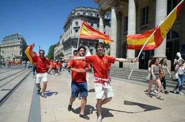 Евро-2016: онлайн матча Хорватия - Испания (фото, видео)