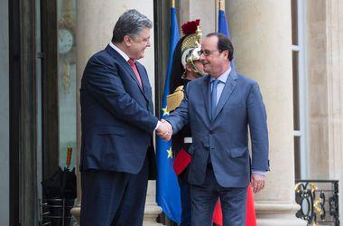 """Встреча Порошенко с Олландом очень важна для активных контактов в """"нормандском формате"""" - эксперт"""