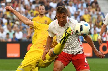 Евро-2016. Украина - Польша - 0:1: Не сумели хлопнуть дверью