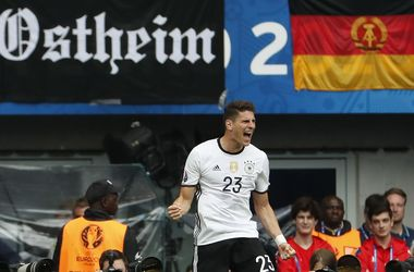 Евро-2016: Северная Ирландия - Германия - 0:1, обзор матча