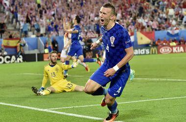 Евро-2016: Хорватия сенсационно обыграла сборную Испании