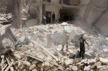 Война в Сирии: Авиация РФ нанесла удар фосфорными бомбами