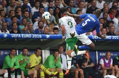 Евро-2016: сборная Ирландии обыграла Италию и вышла в плей-офф