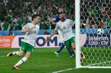 Евро-2016: Италия - Ирландия - 0:1, обзор матча