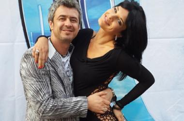 Певица Ольга Романовская с разрешения мужа оголилась на публике (фото)