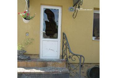 В Ровно во дворе частного дома прогремел взрыв
