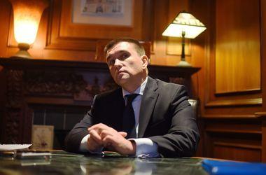 Климкин удивлен и разочарован декларацией ПАСЕ об отмене санкций с делегации РФ
