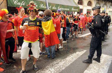 Евро-2016. Бельгийская полиция предотвратила теракт, который планировался во время матча Венгрия - Бельгия
