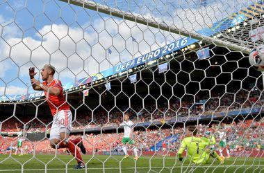 Евро-2016: обзор матча Уэльс - Северная Ирландия