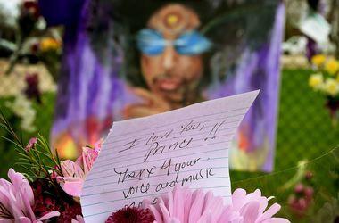 В США нашли предсмертную записку Принса