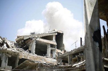 Авиация РФ сбросила вакуумные бомбы на мечеть и жилой массив в Сирии: 35 погибших, 70 раненых - СМИ
