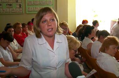 Крымские медики устроили бунт из-за низких зарплат