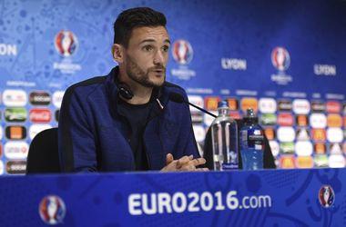 Евро-2016: Уго Льорис сегодня станет рекордсменом сборной Франции