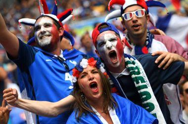 Евро-2016: яркие кадры матча Франция - Ирландия