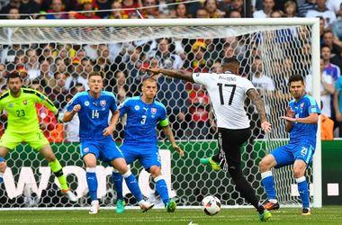 Евро-2016: Германия разгромила Словакию и вышла в четвертьфинал