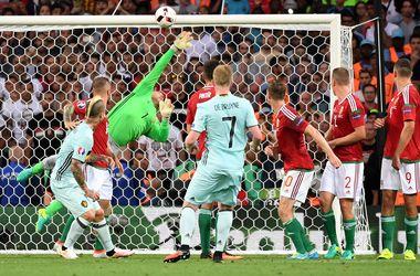 Евро-2016: Венгрия - Бельгия - 0:4, обзор матча