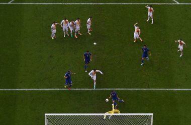 Евро-2016: Италия выиграла у Испании и вышла в четвертьфинал