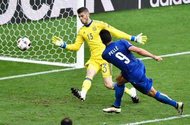 Евро-2016: Италия - Испания - 2:0, обзор матча
