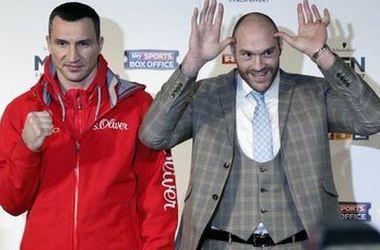 Команда Кличко надеется на полное расследование допингового скандала с Фьюри