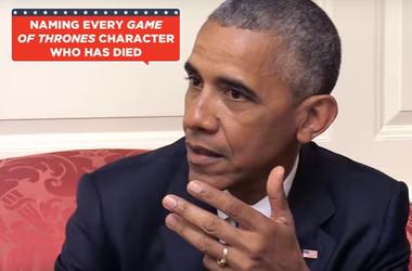 """Обама блеснул знанием сериала """"Игра престолов"""""""